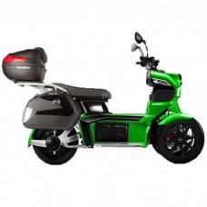 Электроскутер iTank Doohan EV3 Pro 1500W зелёный