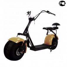 Электроскутер ElectroTown Citycoco Double Seat 1000W