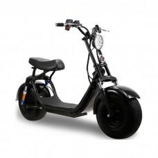 Электроскутер ElectroTown Citycoco Harley Double Seat 2000W