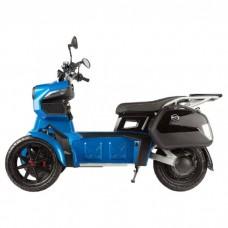 Электроскутер iTank Doohan EV3 1500W синий
