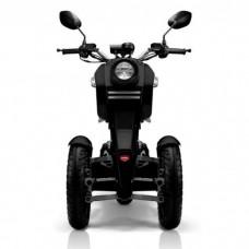 Электроскутер iTank Doohan EV3 1500W чёрный
