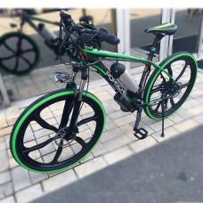 Электровелосипед Porshe 350W (велогибрид)