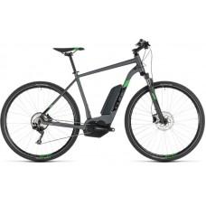 Электровелосипед Cube Cross Hybrid Pro 400 (2019)