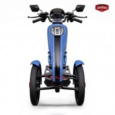 Электроскутер Doohan iTango Classic 1000W синий