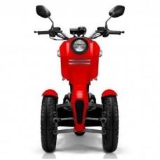 Электроскутер iTank Doohan EV3 Pro 1500W красный