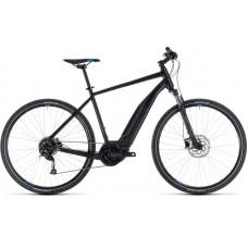 Электровелосипед Cube Cross Hybrid One 400 (2018)