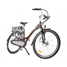 Электровелосипед Eltreco Grand C