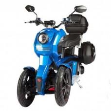 Электроскутер iTank Doohan EV3 Pro 1500W синий
